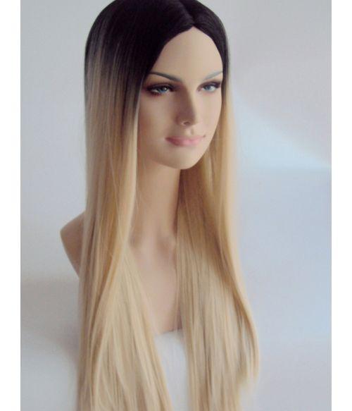 Blonde Wig Straight