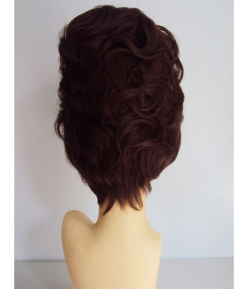 Bride Of Frankenstein Wig Beehive
