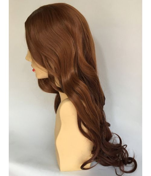 Caramel Brown Wig