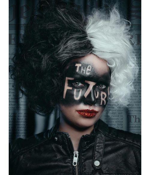 Cruella Wig Emma Stone Movie