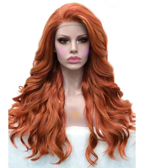 Ginger Hair Wig Lace Front