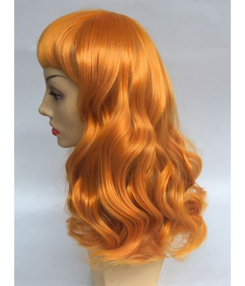 Ginger Pin Up Wig