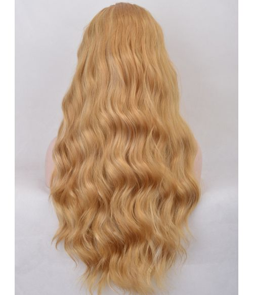 Lace Front Blonde Wig
