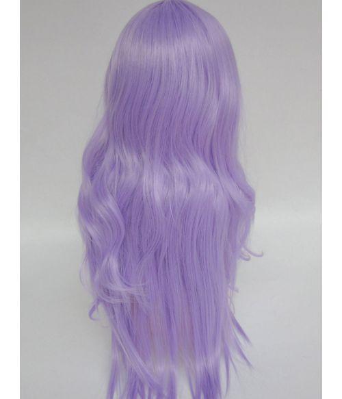 Purple Wig Light Lavender