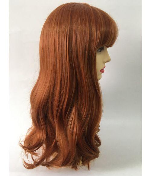 Red Wig Ginger